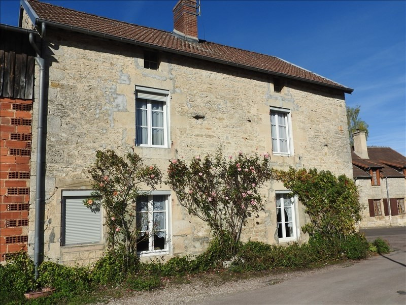 Vente maison / villa A 15 mins de chatillon 39500€ - Photo 1