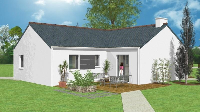 Maison  4 pièces + Terrain 500 m² Tomblaine (54510) par MAISONS OXEO