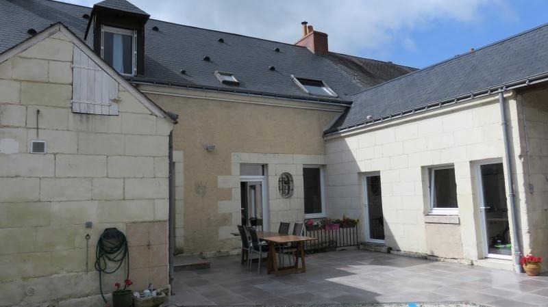 Vente maison / villa Neuille pont pierre 365000€ - Photo 1