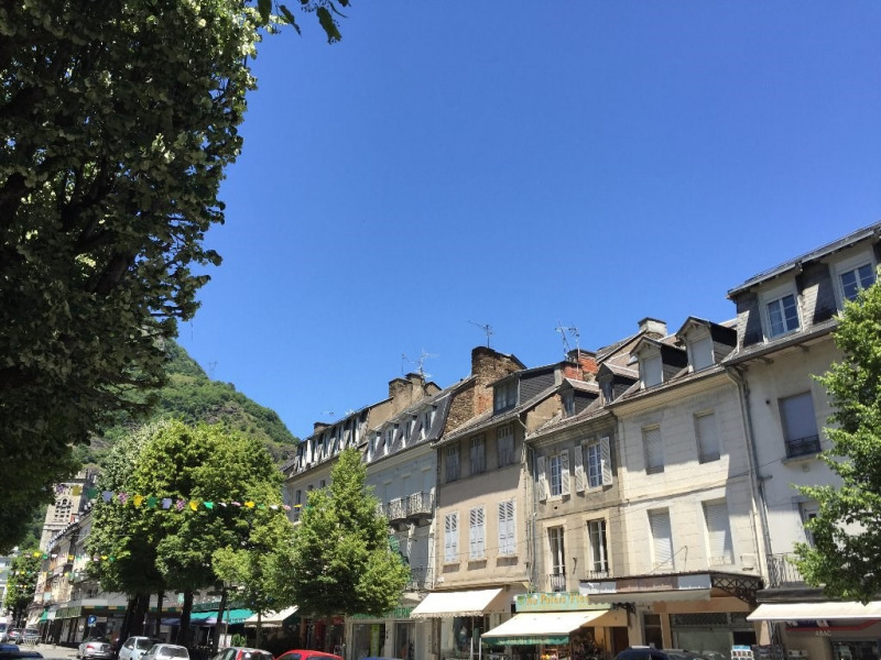 Vente appartement Bagneres de luchon 99 000€ - Photo 1