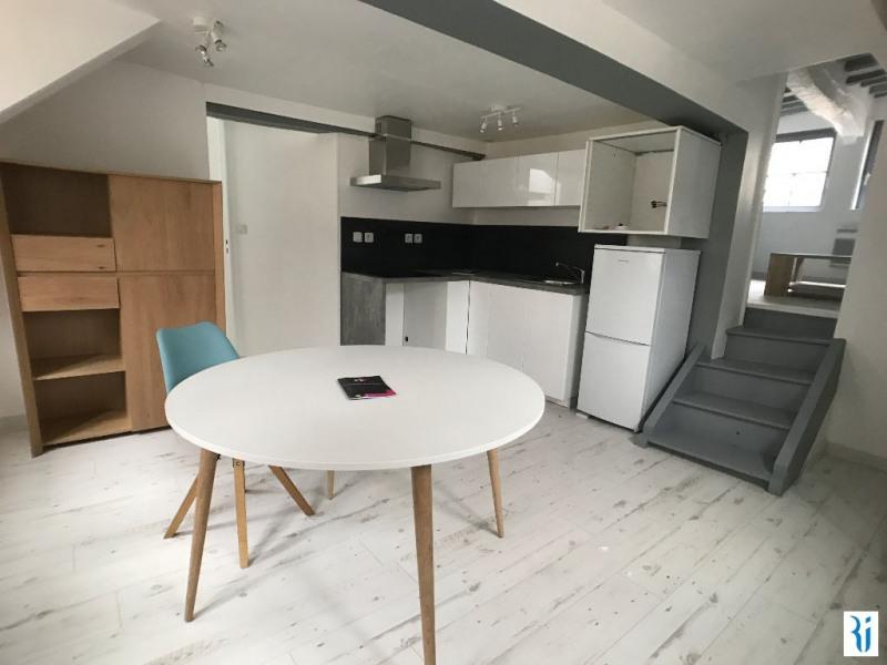 Vente appartement Rouen 132000€ - Photo 1