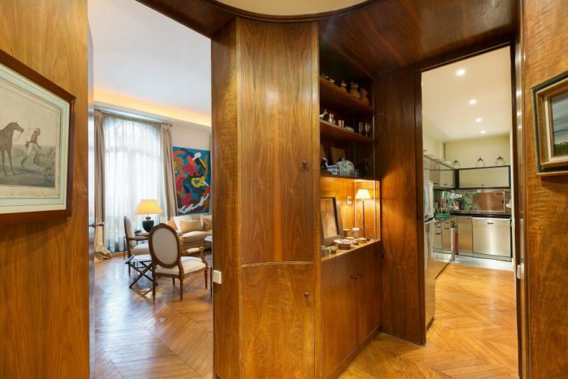 Venta de prestigio  apartamento Paris 16ème 3970000€ - Fotografía 7