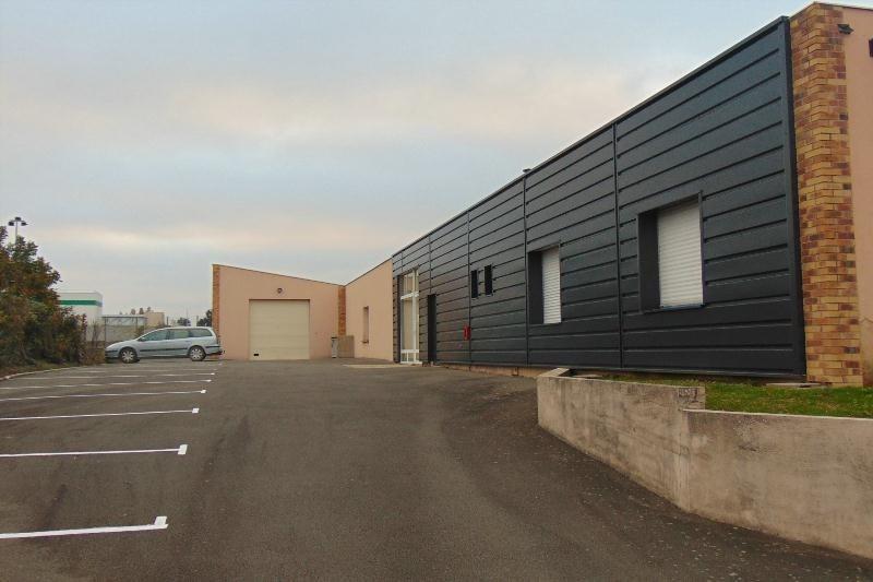 Vente Local d'activités / Entrepôt Châteaubourg 0