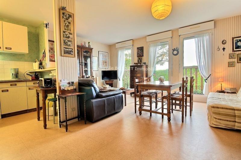 Vente appartement Deauville 139000€ - Photo 1