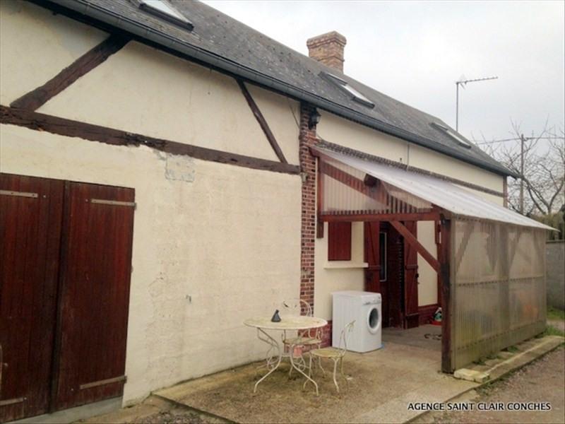 Sale house / villa Conches en ouche 95000€ - Picture 1