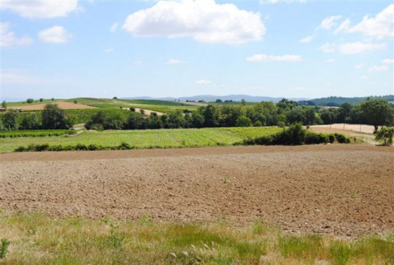 Venta  terreno Montgradail 49700€ - Fotografía 2