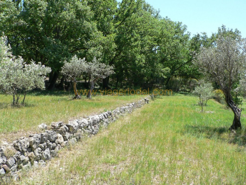 Revenda terreno Fayence 286200€ - Fotografia 2