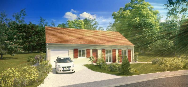 """Modèle de maison  """"Modèle Argus Plain pied 3 pièces 69 m²"""" à partir de 3 pièces Val-de-Marne par MAISONS PIERRE"""