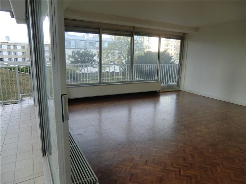 Sale apartment Puteaux 420000€ - Picture 2