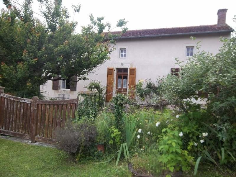 Vente maison / villa Civaux 85000€ - Photo 1