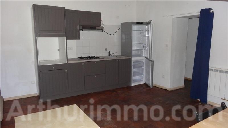 Rental apartment Lodeve 510€ CC - Picture 2