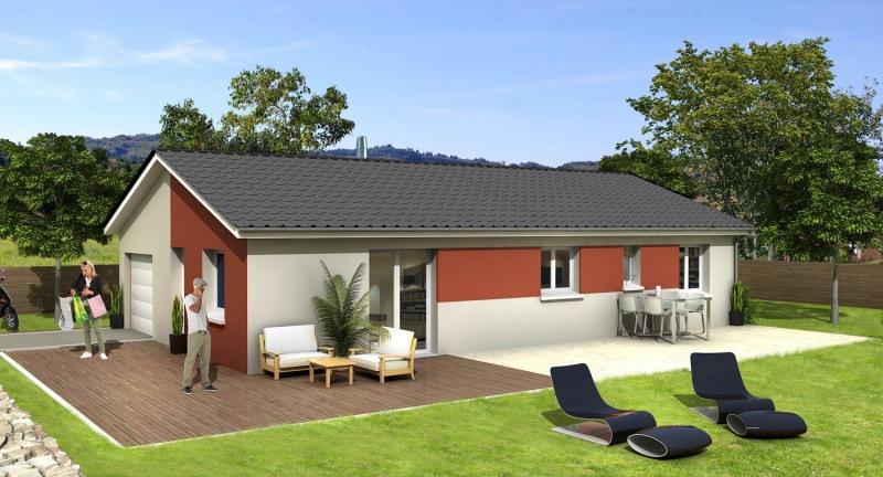 Maison  5 pièces + Terrain Polliat par Maison d'en France