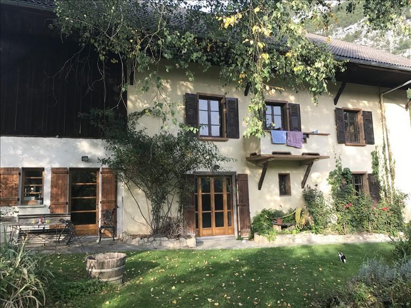 Vente de prestige maison / villa Dingy st clair 598000€ - Photo 5