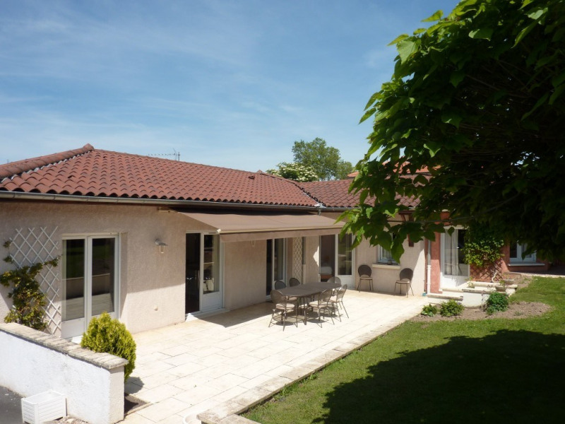 Vente maison / villa Mionnay 475000€ - Photo 1