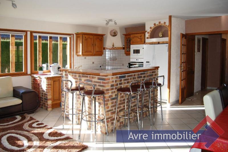 Vente maison / villa Verneuil d avre et d iton 218000€ - Photo 4