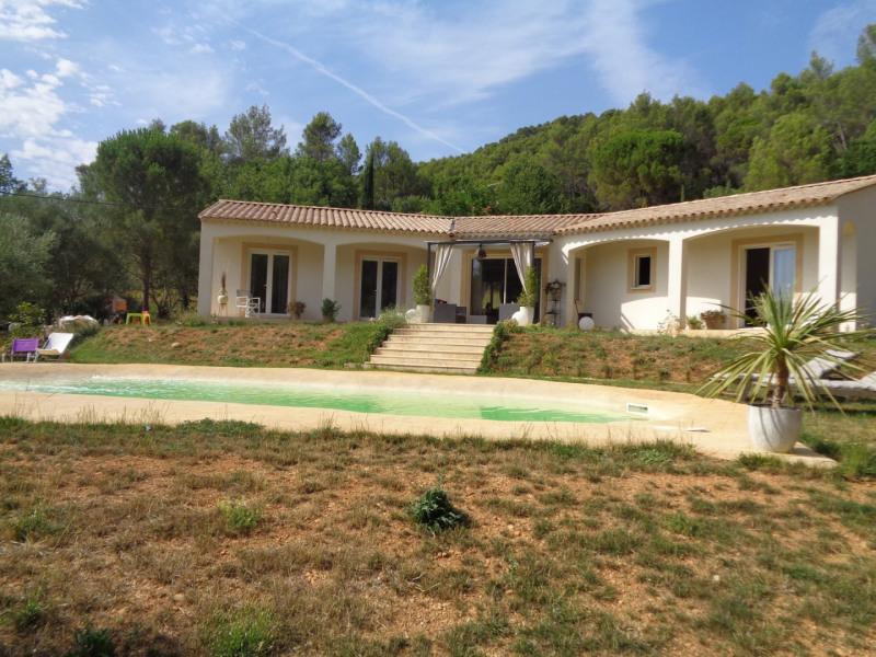 Sale house / villa Salernes 472500€ - Picture 4