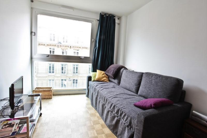 Location temporaire appartement Paris 10ème 750€ CC - Photo 1