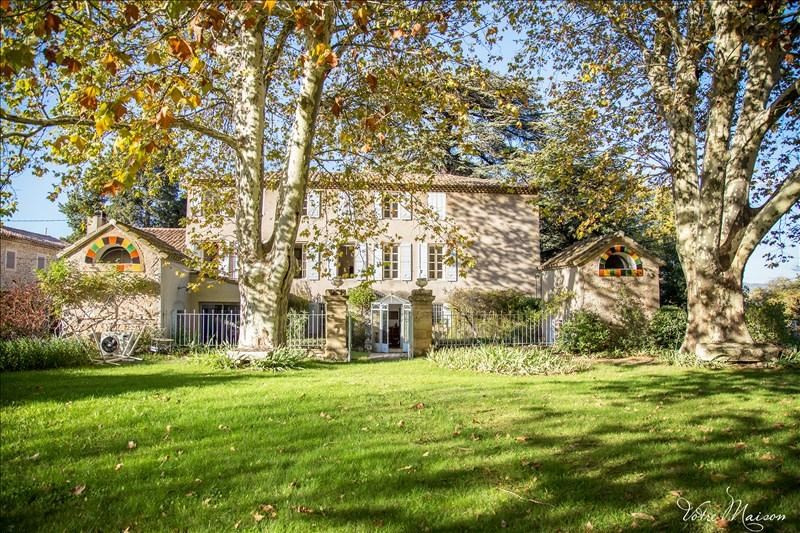 Verkoop van prestige  huis Aix en provence 1400000€ - Foto 1