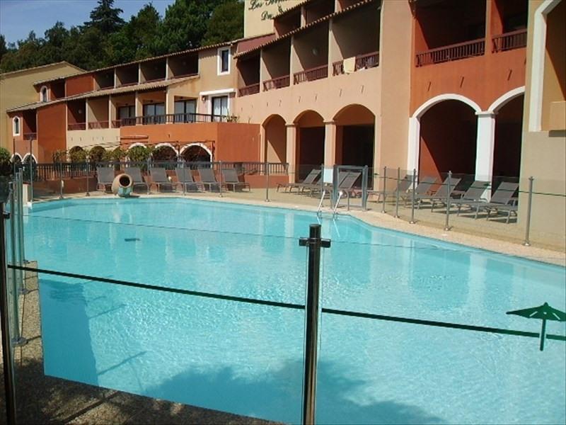 Vente de prestige appartement Le lavandou 275000€ - Photo 1