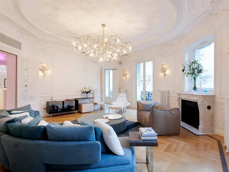 Verkoop van prestige  appartement Paris 8ème 4995000€ - Foto 2