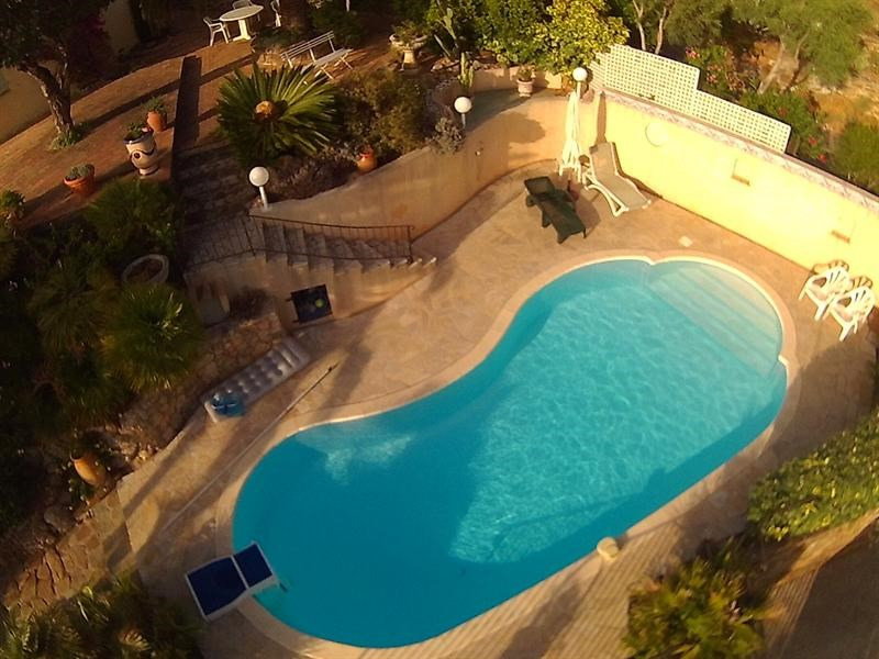 Vacation rental house / villa Cavalaire sur mer 1 000€ - Picture 32