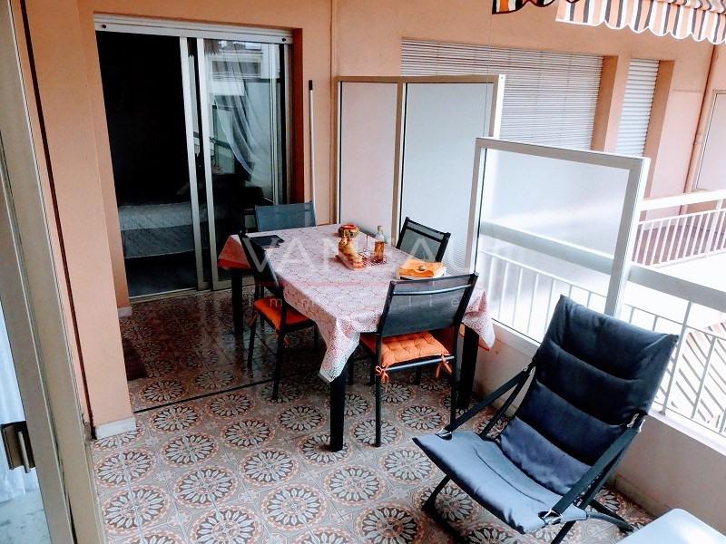 Vente de prestige appartement Juan-les-pins 265000€ - Photo 6