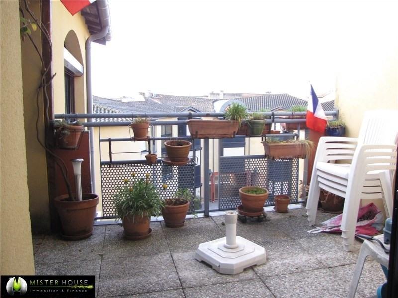 Verkoop  appartement Montauban 155000€ - Foto 1