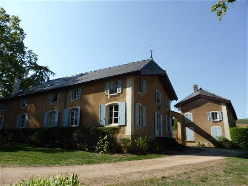 Vente de prestige maison / villa Saint romain de popey 1300000€ - Photo 10
