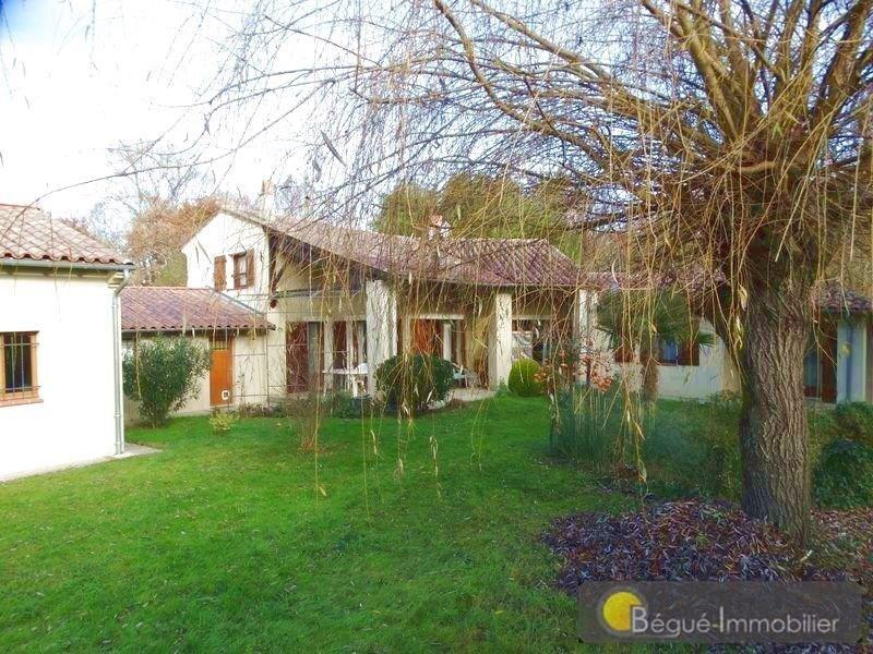 Vente maison / villa 5 mns pibrac 450000€ - Photo 1