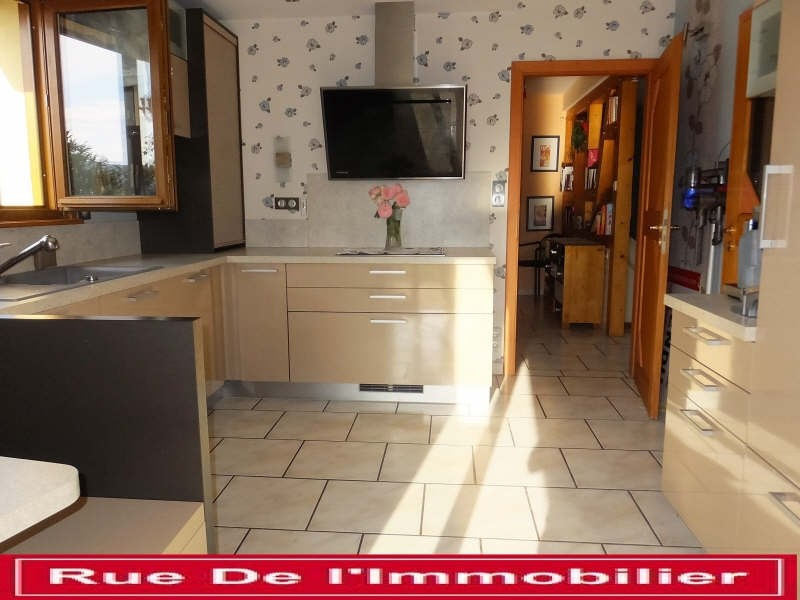 Sale house / villa Niederbronn les bains 274500€ - Picture 3