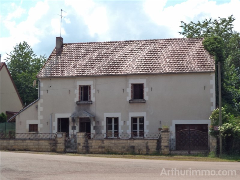 Vente maison / villa Donzy 65 000€ - Photo 1