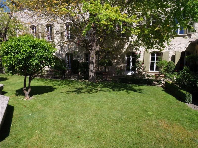 Verkoop van prestige  huis Villeneuve les avignon 3400000€ - Foto 4