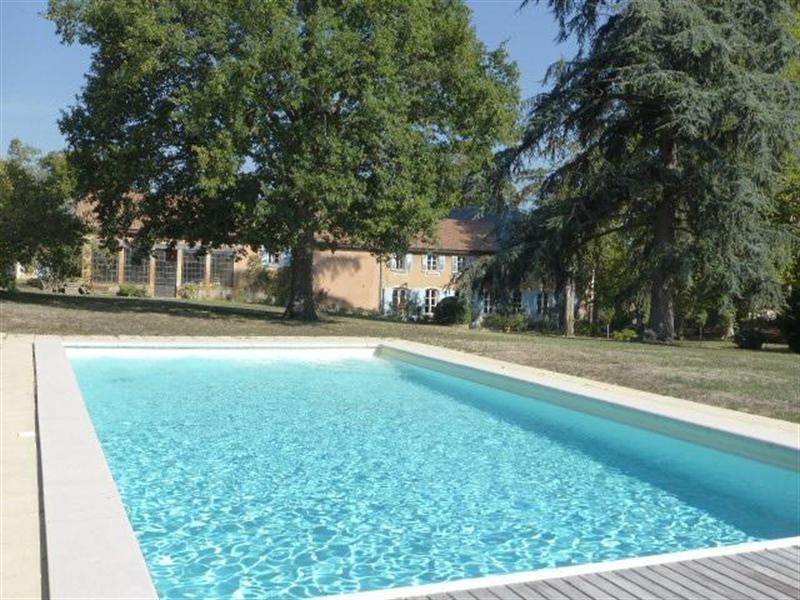 Vente de prestige maison / villa Saint romain de popey 1300000€ - Photo 11