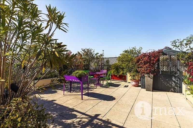 Vente de prestige appartement Levallois perret 1399000€ - Photo 7