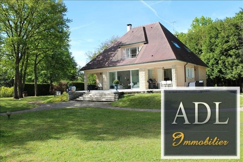Deluxe sale house / villa Lamorlaye 745000€ - Picture 1