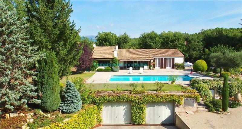 Vente de prestige maison / villa Saint cezaire sur siagne 576500€ - Photo 1