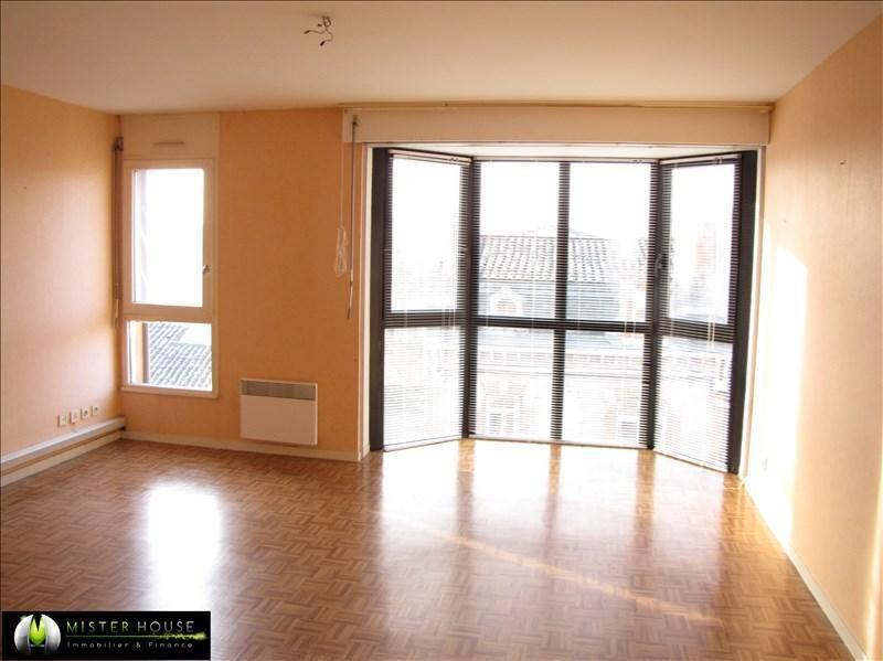 Verkoop  appartement Montauban 126000€ - Foto 2