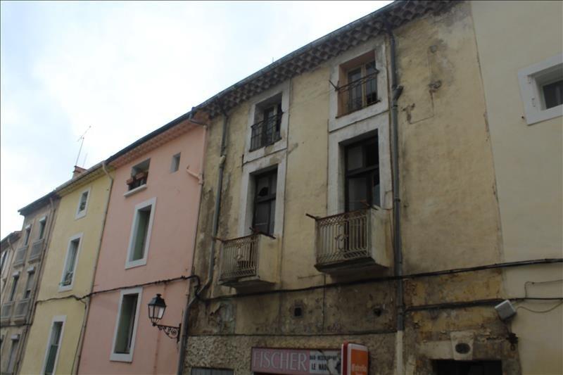 Sale building Beziers 70000€ - Picture 1