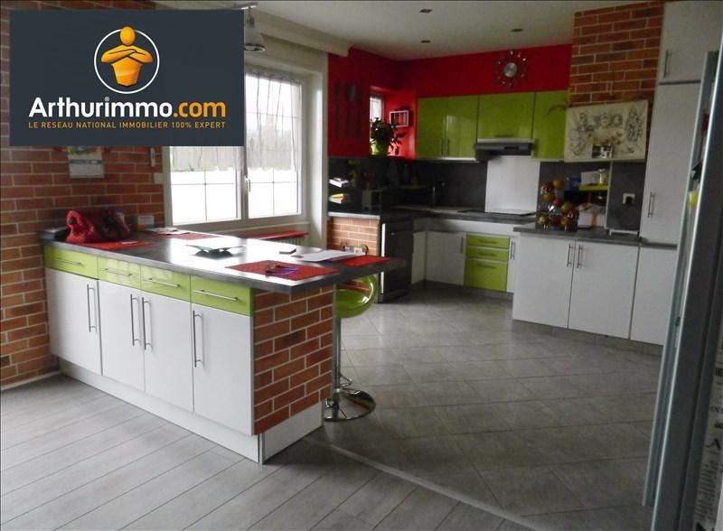 Vente maison / villa St leger sur roanne 209500€ - Photo 1