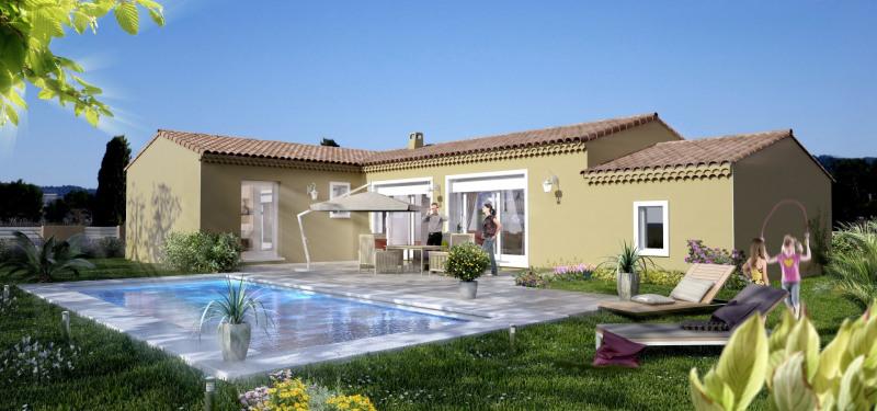 """Modèle de maison  """"Superbe villa de 105m²"""" à partir de 6 pièces Drôme par MAISON DIRECT ST PAUL TROIS CHATEAUX"""