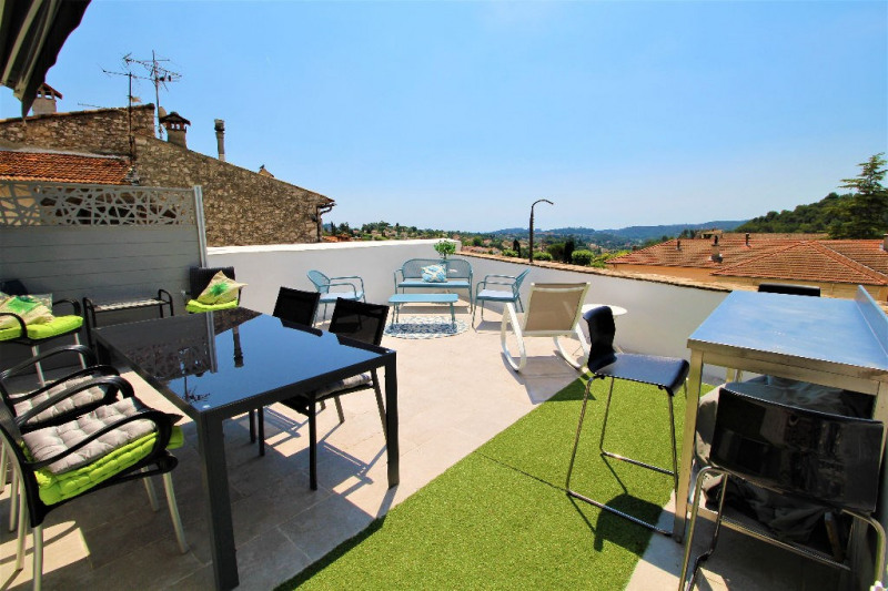 Sale apartment La colle sur loup 399000€ - Picture 2