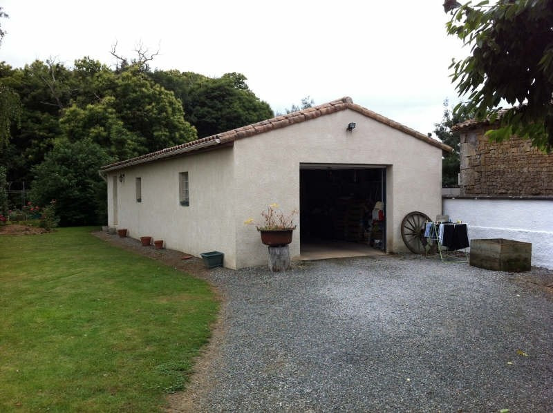 Vente maison / villa La creche/st maixent 187200€ - Photo 5