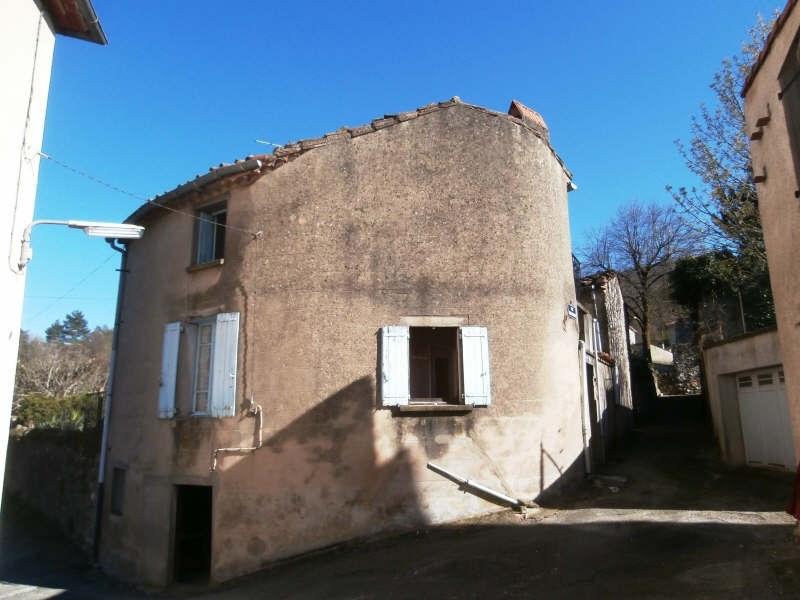 Vente maison / villa Proche de mazamet 60000€ - Photo 1