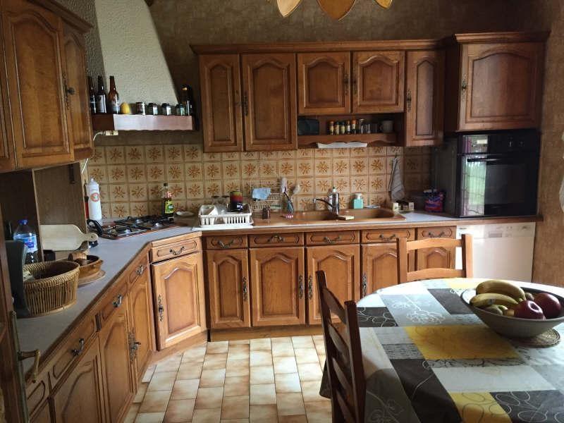 Venta  casa Vouneuil sous biard 299000€ - Fotografía 5
