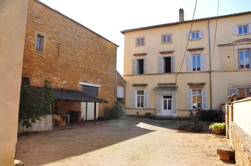 Vente maison / villa Liergues 420000€ - Photo 2