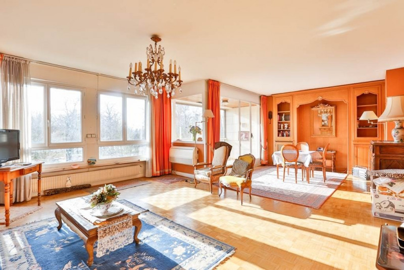 Vente appartement Métro porte dorée 925000€ - Photo 1