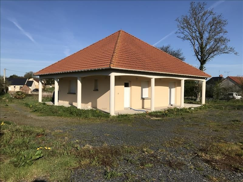 Vente maison / villa Le mesnil vigot 105 750€ - Photo 1