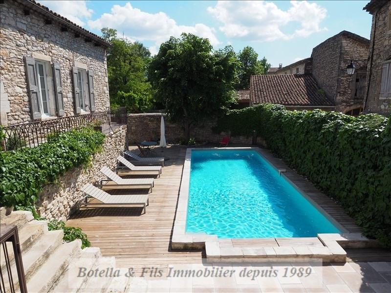 Verkoop van prestige  huis Uzes 799000€ - Foto 11