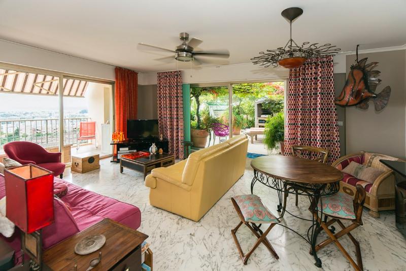 Verkauf von luxusobjekt wohnung Nice 570000€ - Fotografie 5