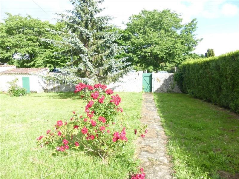 Sale site Pont l abbe d arnoult 32000€ - Picture 1